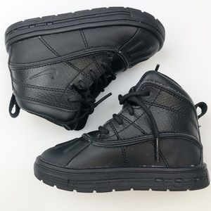 Td NIKE Woodside 2 High Toddlers 524874 Style 524874-001 Size 8.5